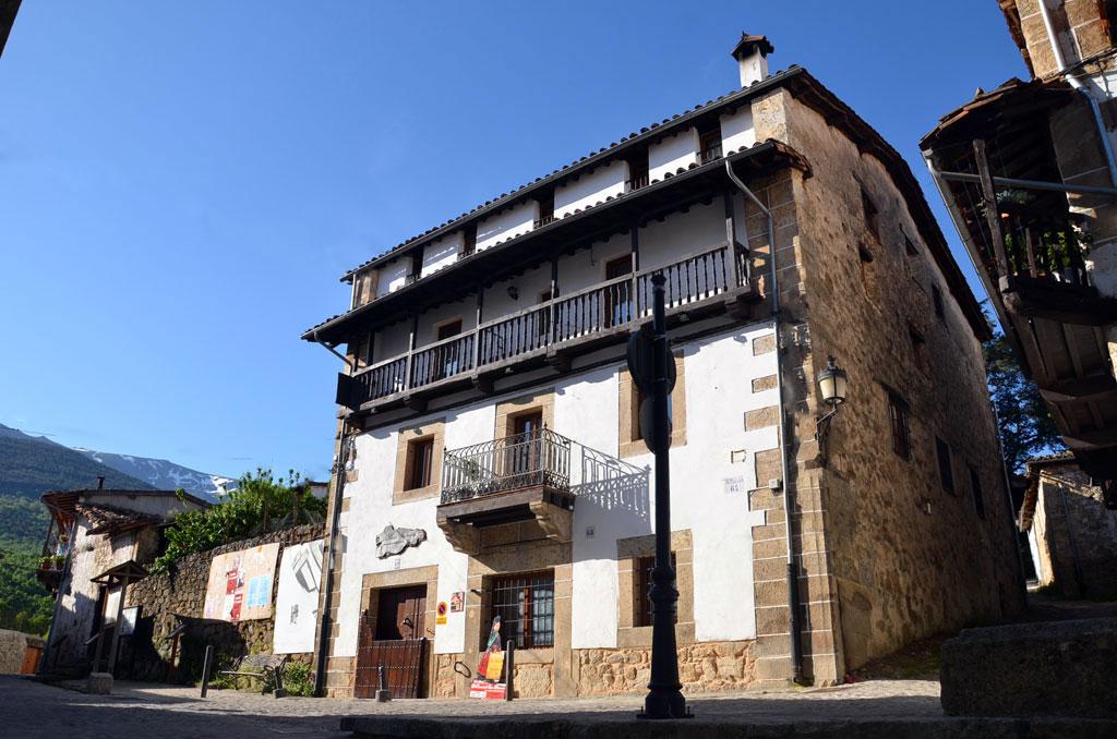 Casa rural la chacinera ii la casa chacinera de candelariola casa chacinera de candelario - Candelario casa rural ...