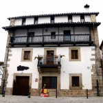 Casa Chacinera, exterior