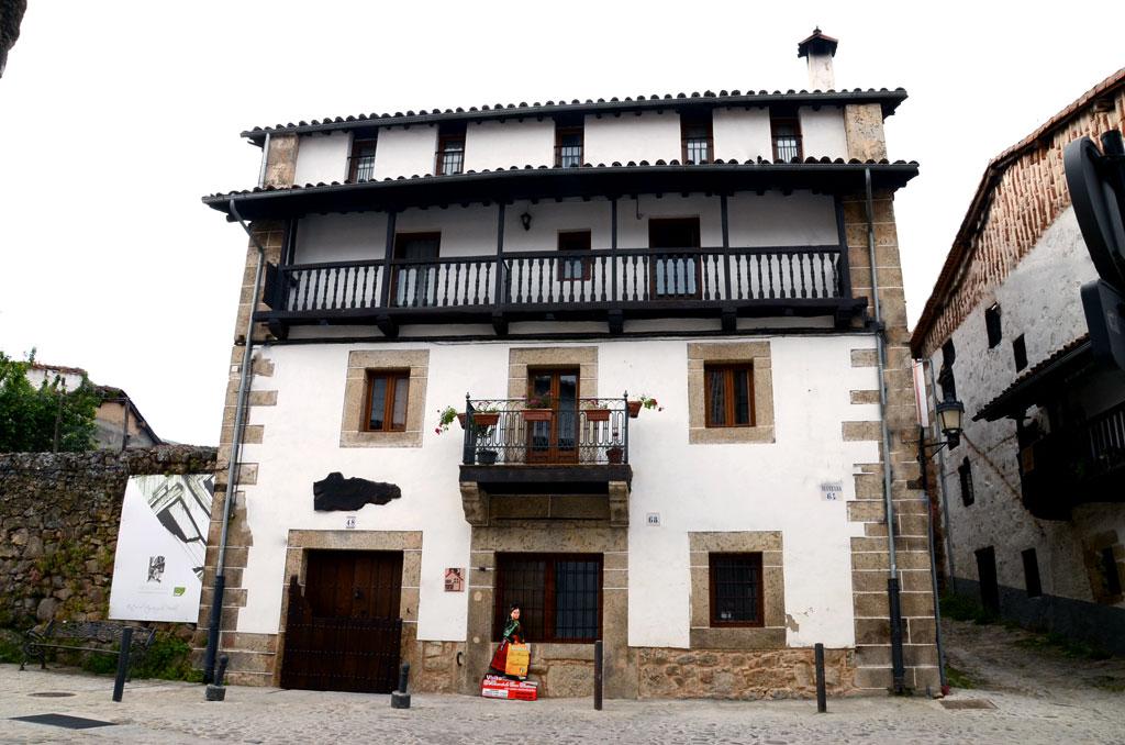 Casa rural la chacinera i la casa chacinera de candelariola casa chacinera de candelario - Candelario casa rural ...