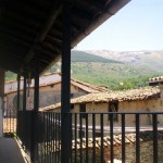 Vista Sierra de Candelario